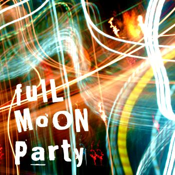 Full Moon Party - an all-night beach dance party in Koh Samui, Thailand celebrating the full moon!