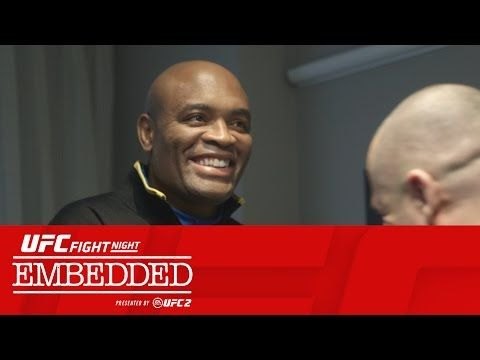 UFC (Ultimate Fighting Championship): UFC Fight Night London Embedded: Vlog Series - Episode 2