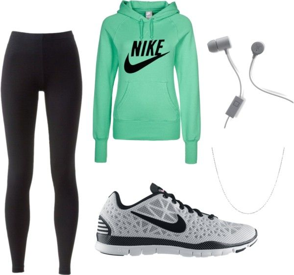 """""""Running Outfit"""" by adaraaa on Polyvore Buy these at Amazon At discount HERE http://astore.amazon.com/kindlelaptcom-21-20"""