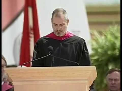 Steve's 2005 Stanford commencement speech.
