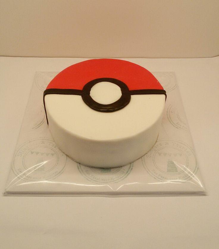 Pokemon taart