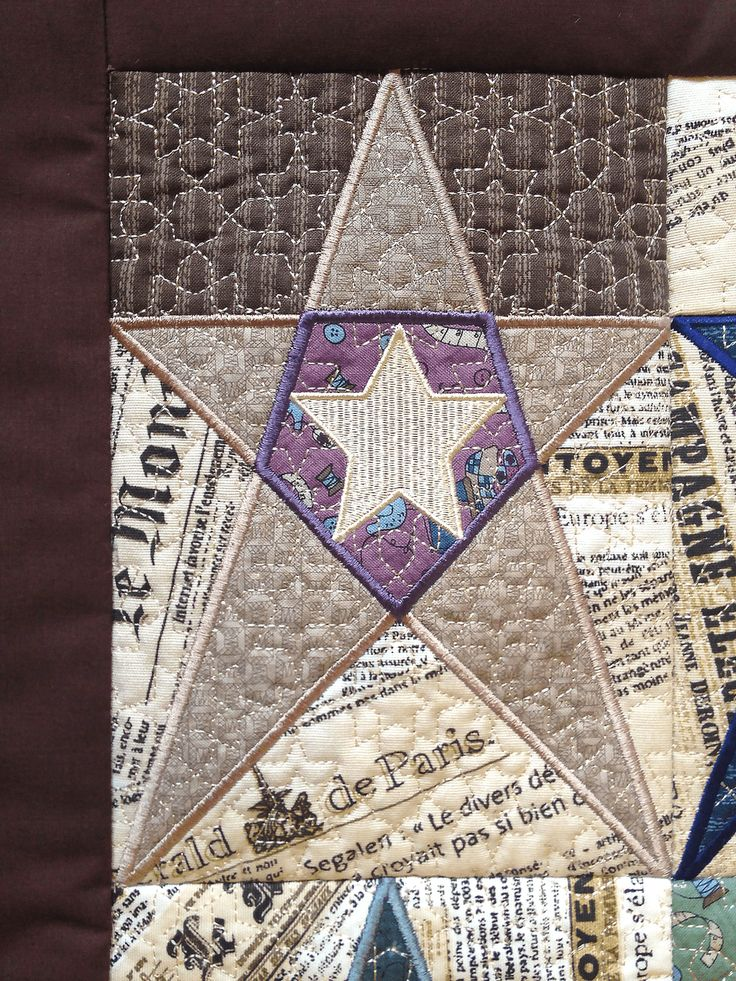 Star Quilt Embroidery Design : 1330 best images about In the hoop Embroidery on Pinterest