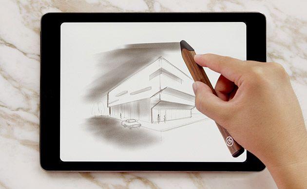 EKCKO.com: FiftyThree's Pencil stylus set to level up with pressure sensitivity on iOS 8