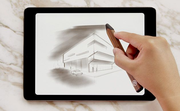 FiftyThree's Pencil stylus set to level up with pressure sensitivity on iOS 8