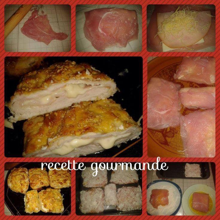 1000 id es sur le th me escalopes de poulet au four sur pinterest poulet cuit au four - Blanc poulet au four ...