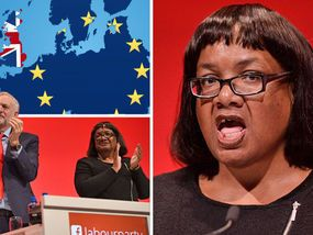 FUMING voters have let rip after Diane Abbott suggested Brexit backers were swayed by racist tendencies.