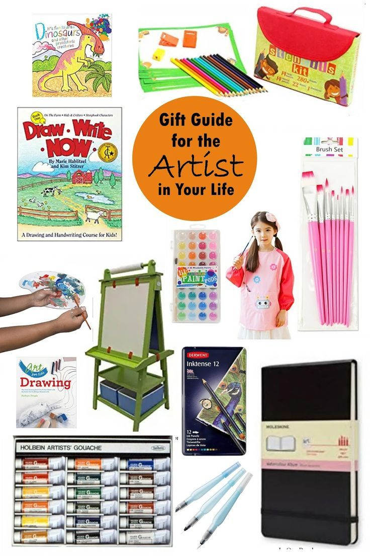 Gifts For Artists A Gift Guide From In Our Pond