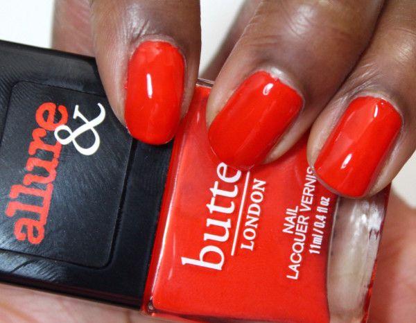 Allure and Butter London Arm Candy Nail Polish Collection | Statement Piece #bLxAllure