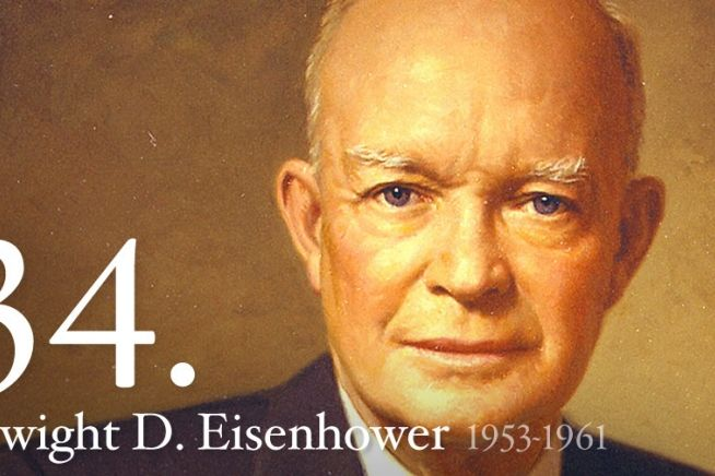 where was basically dwight eisenhower born