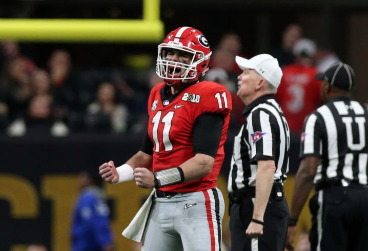 There S A Simple Yet Important Question About Jake Fromm That We Re Going To Get An Answer To In 2018 Georgia Bulldogs Football Georgia Girls Georgia Bulldogs