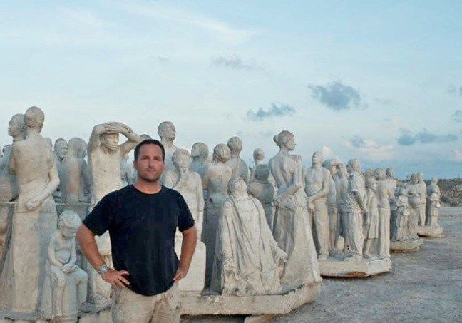 MEXICO: Jason deCaires Taylor's Stunning Cancun Underwater Museum