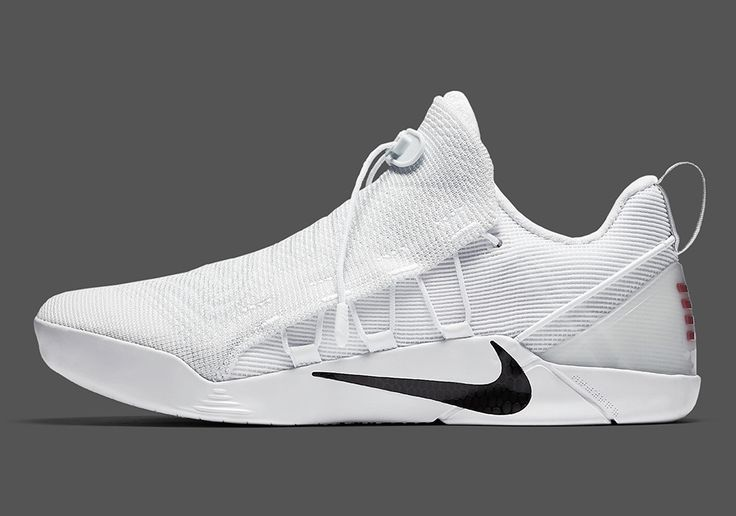 Nike's latest Kobe signature model, the Kobe A.D. NXT, will release in a brand new white/black colorway next week at Nike Basketball retailers. Featuring a snow white Flyknit upper and matching sole, this upcoming release is just short of reaching … Continue reading →