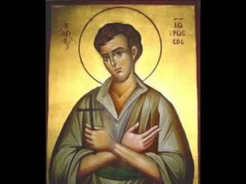 Ζωή του Αγίου Ιωάννη του Ρώσου
