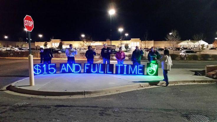 OURWalmart-Colorado @OURWMTColorado on Twitter || Colorado stands with #WalmartStrikers !