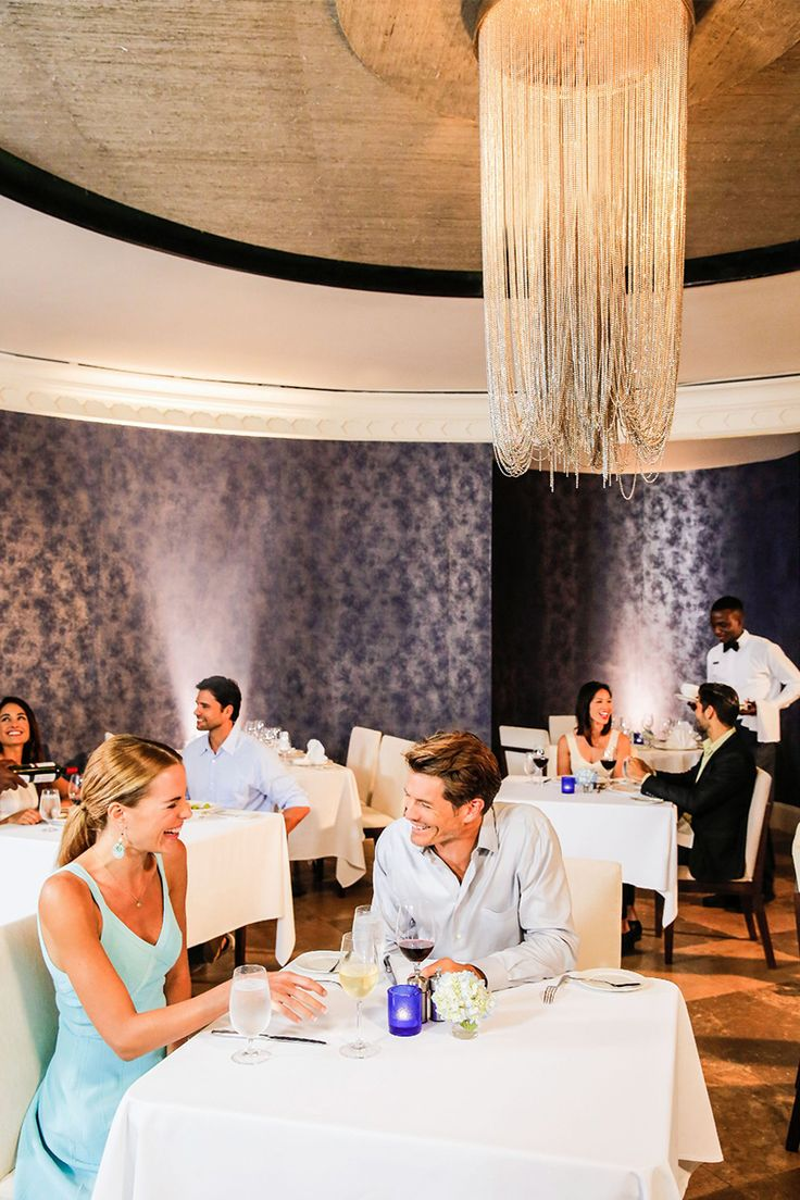 Yum! All Inclusive dining has never been this sophisticated -- or romantic. Come take a bit out of Hyatt All Inclusive Resorts' delicious menu.