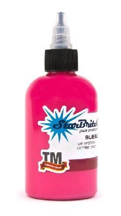 STARBRITE Tattoo Ink 12oz BUBBLE GUM PINK Tattoo Supplies ** Check this awesome product by going to the link at the image. Note:It is Affiliate Link to Amazon.