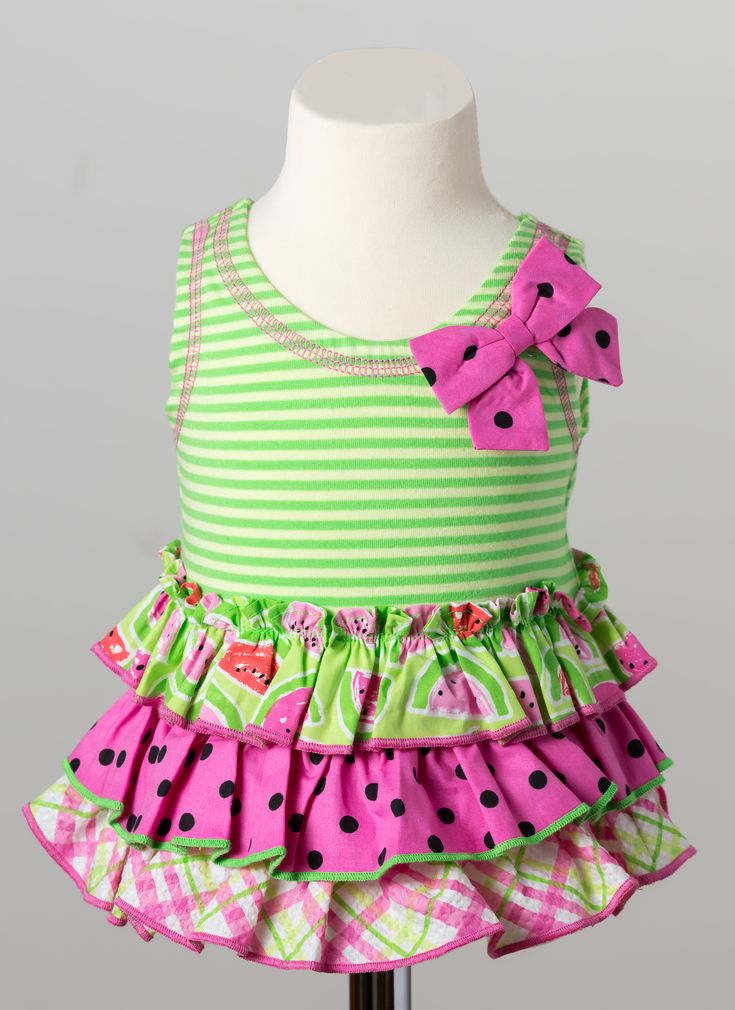 Babybody Melone! Gefunden bei Dreamdress.at! Babymode zum Verlieben! #baby, #babymode, #babybody, #exklusivebabmode