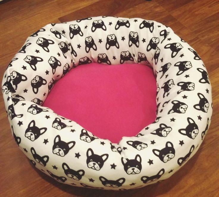 Comfy Dog Bed, Dog Beds on sale, Dog pillow bed, large pillow bed, pet bed, large dog bed, extra log dog bed, small dog beds, fancy dog beds by KittyandSpunky on Etsy
