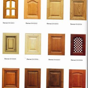 Solid Wood Kitchen Cabinet Doors Only