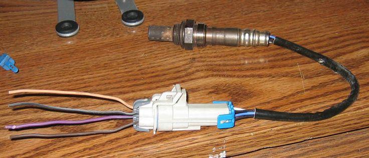 Pin On O2sensor