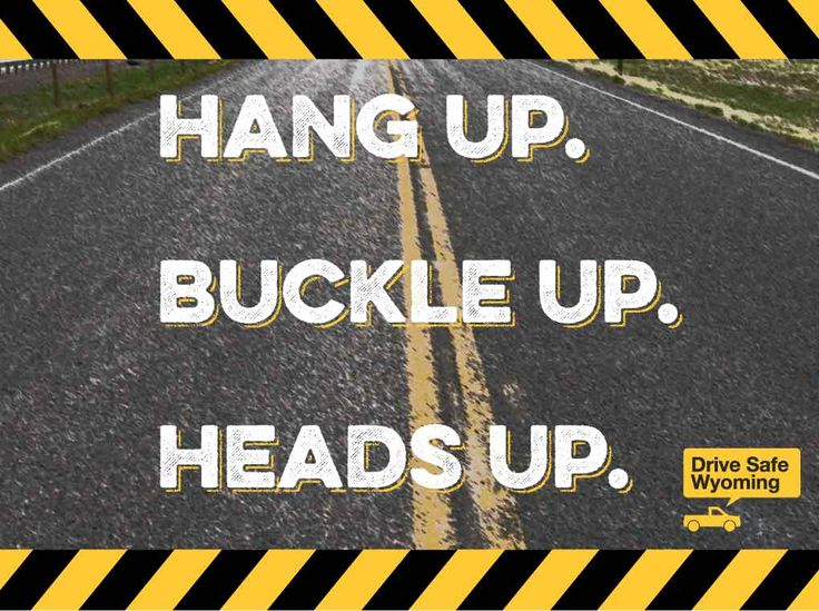 Tips | Drive Safe – Wyoming