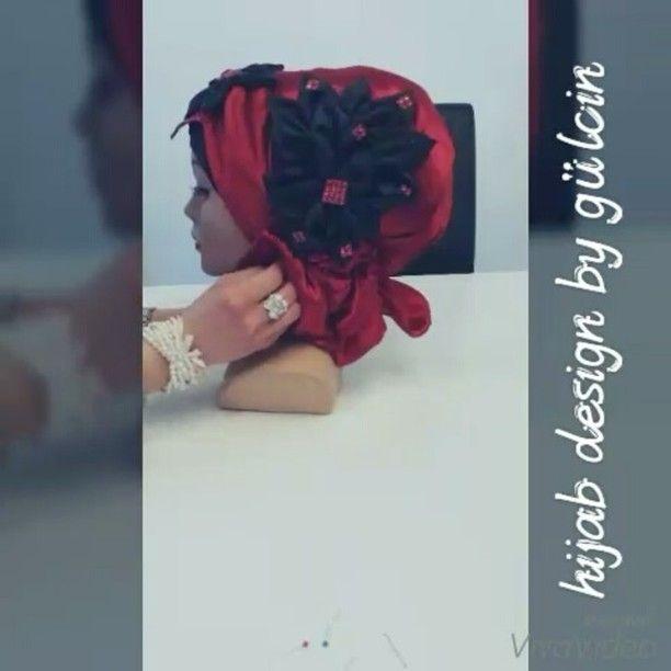 Hazir Abiye türban nasil bağlanır / Ready to wear hijab tutorial  Info ➡️ Bestellung  SMS / whatsapp +491738812669  Email - lifestyleturban@gmail.com  Facebook: http://www.facebook.com/LifestyleTurban  Youtube:  www.youtube.com/user/LifestyleTurban  Blog:  http://www.hijabdesignbygulcin.blogspot.com  #hijabvideo #hijabdesign #hijaboutfit #tesettur #howto #jilbab #hoojab #şalbağlama #esarp #scarf #scarves #hootd #hijabdesign #hijaboutfit #hijabvideotutorial #hijab #hijabqueen