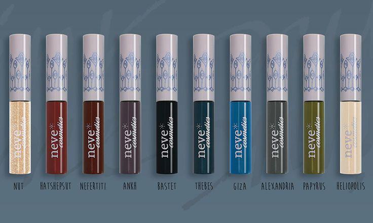 InkMe Eyeliner Neve Cosmetics: ecco i 10 colori - https://www.beautydea.it/inkme-eyeliner-neve-cosmetics/ - Neve Cosmetics lancia gli eyeliner naturali, 10 colorazioni sorprendenti per realizzare meravigliosi trucchi occhi!