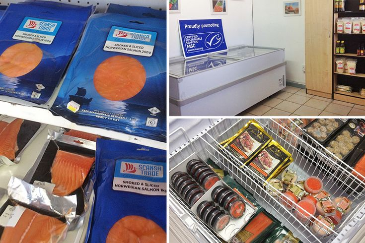Scansa Trade - Cape Town factory shops - Photos by Rachel Robinson