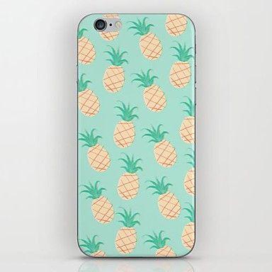 iphone 7 plus kleine blauwe ananas patroon harde case voor de iPhone 6s 6 plus - EUR € 1.93