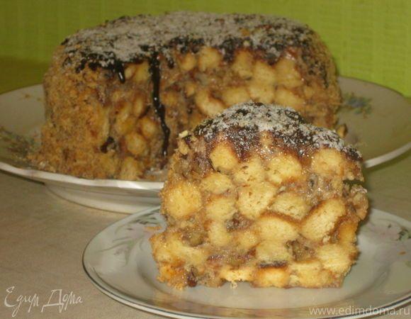 """Торт """"Медовые сотки"""" медові кульки 4 ст.л. мёда 200 г сахара 1 ч.л. разрыхлителя 2 яйца 3 ч.л. сливочного масла Мука - сколько возьмёт"""