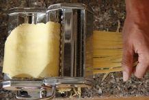 Zelf pasta maken. Een recept voor lekkere pasta pesto