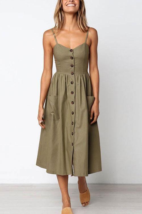 Vee Boho Midi Dresses 9