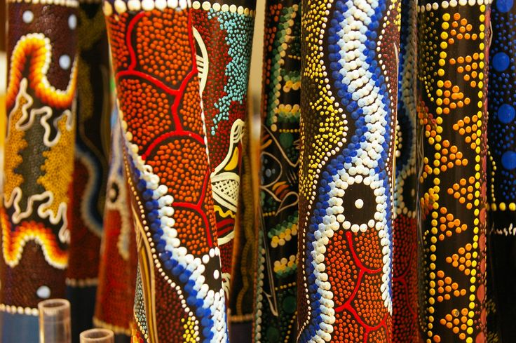 Didgeridoo Dots by David McMahon on 500px