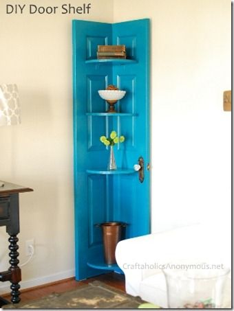 If I can't sell my notty pine doors I'll need to make something with them to sell here's one idea