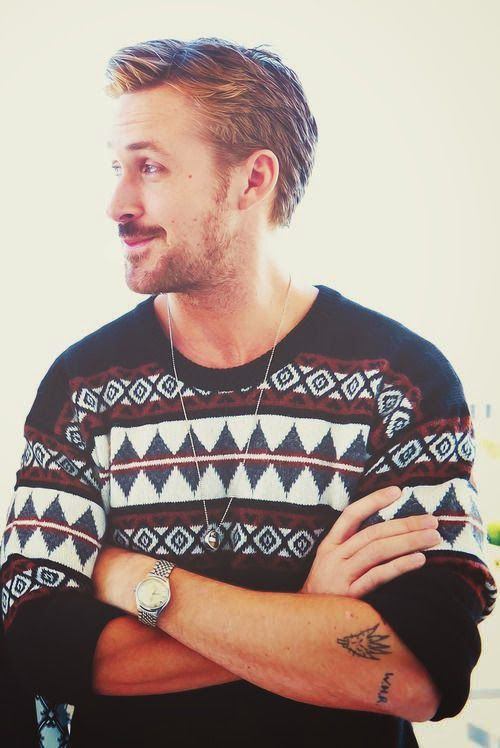 Ryan Gosling is Yumm 19 photos Morably