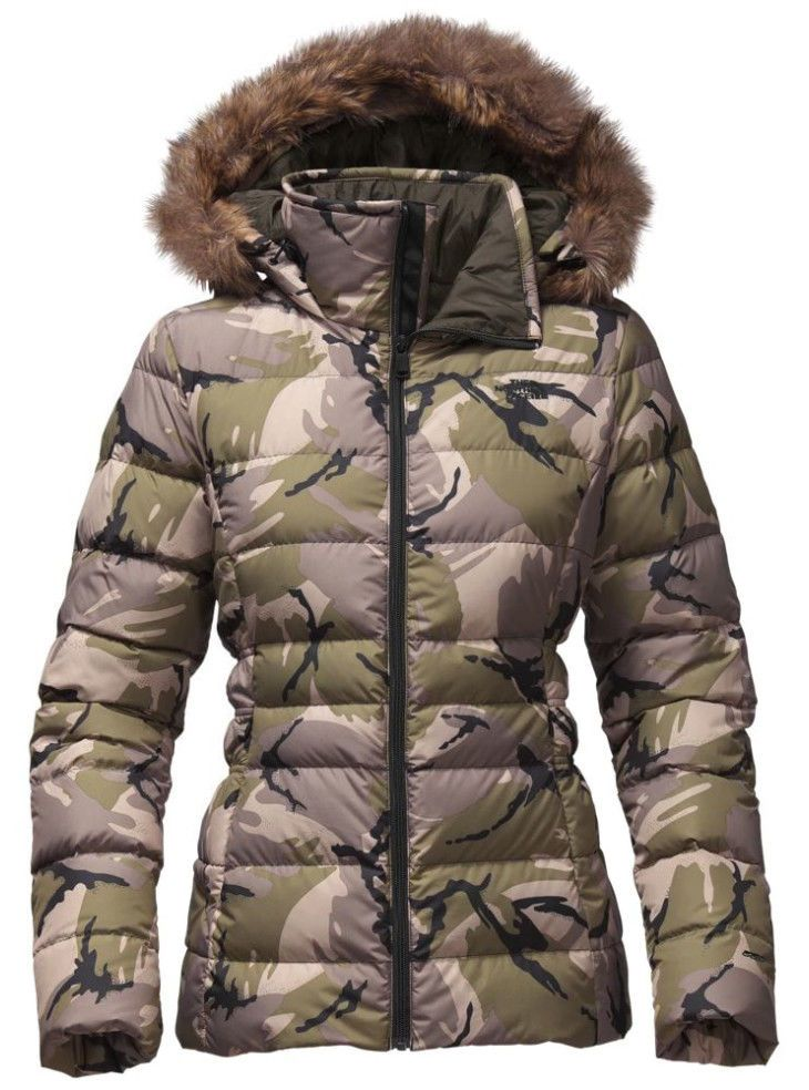 be07b900f082a The North Face Women's Gotham Jacket II Down Puffer Coat NWD (Camo X-Large)  #fashion #clothing #shoes #accessories #womensclothing #coatsjacketsvests  #ad ...