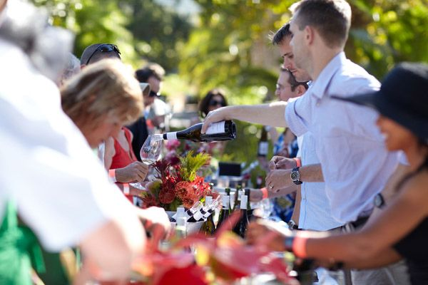 Constantia Fresh Wine Festival - Constantia 1 -2 March
