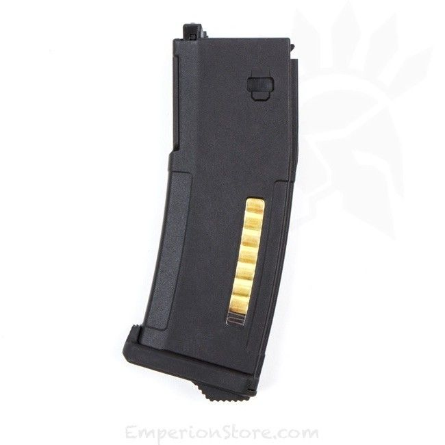 SYSTEMA Enhanced Polymer Magazine (EPM) Black - PTS