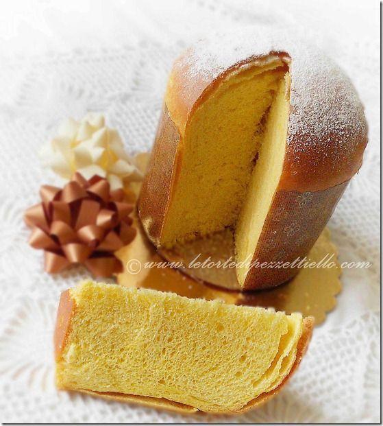 Le Torte di Antonella Cacossa e non solo...: Pandoro senza stampo