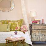 Paint Color Portfolio: Pale Pink Bedrooms   Apartment Therapy