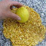 Nut Brittle Recipe with A Sardinian Twist