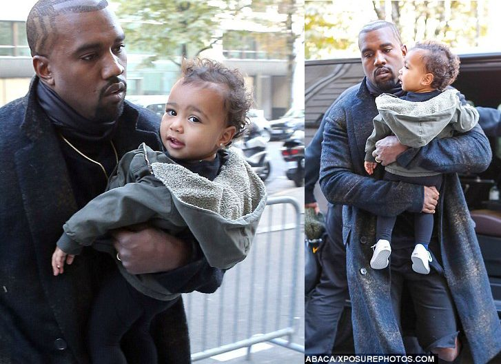 Is Kanye West's spiraling behavior because of North West? - https://movietvtechgeeks.com/kanye-wests-spiraling-behavior-north-west/-Well people, it looks like we may know the reason for Kanye West's series of social media tirades and just all around erratic behavior – North West isn't his child.