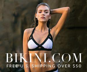 Free Shipping at Bikini .com !