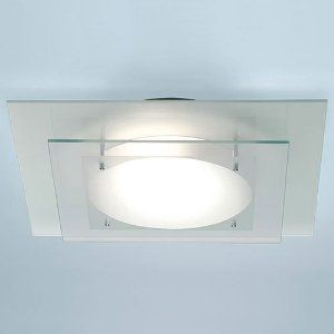 Square Bathroom Ceiling Lights