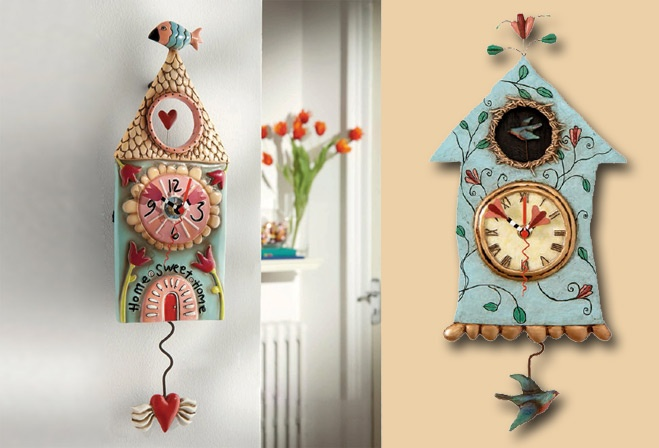 Reloj de pared decoraci n de interiores pinterest relojes de pared y reloj - Relojes de decoracion ...