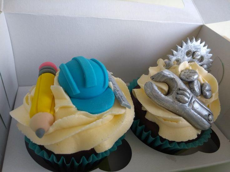 Deliciosos Cupcakes para un gran Ingeniero  3006813360