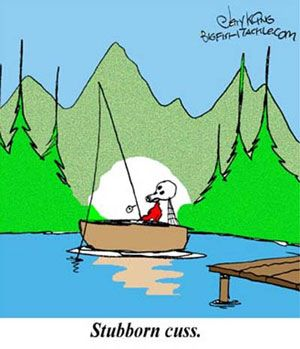 95 best images about bigfishtackle com 39 s fishing funnies for Funny fishing cartoons