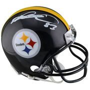 Heath Miller Pittsburgh Steelers Fanatics Authentic Autographed Riddell Mini Helmet