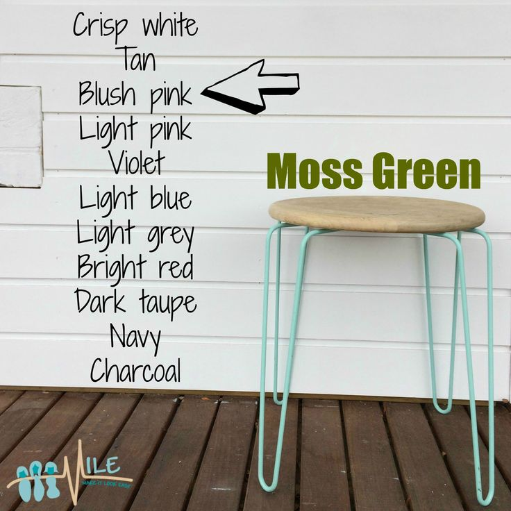 Moss Green goes with...