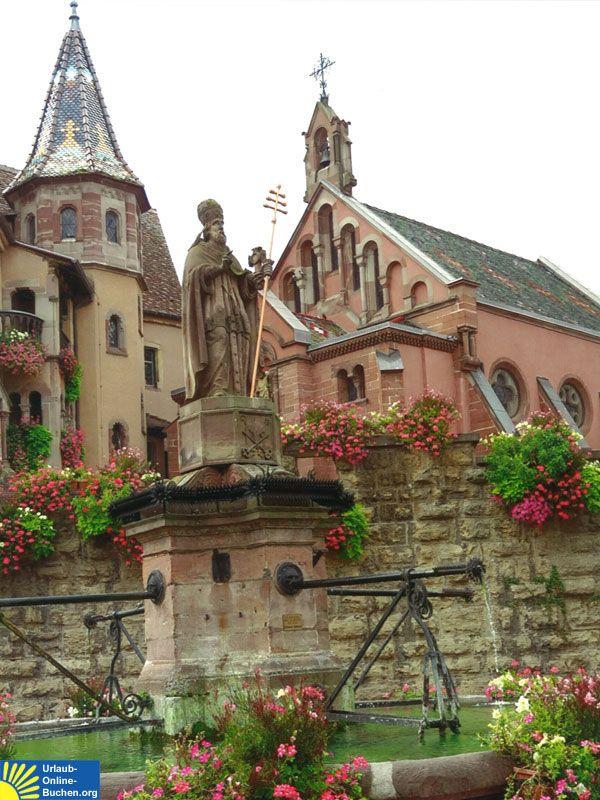 Elsass - Eguisheim